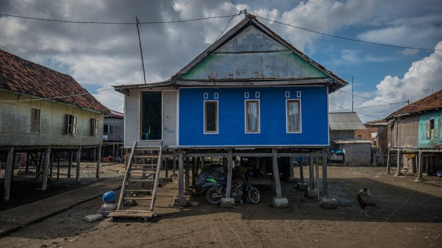 Bugis Sumbawa, Indonezja, 2016