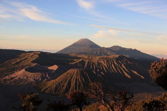 wulkan Bromo, Jawa, Indonesia